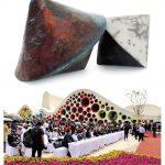 Xi'an International Children's Art Museum - Chine - Sculptures céramique de Florence Lemiegre