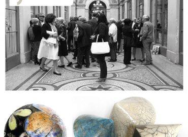 Vivienne Art Galerie - Paris - Sculptures Céramique de Florence Lemiegre