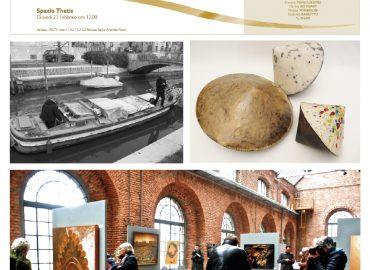 My Venitian Gold - Spazio Thetis - Arsenal de Venise - Italie - Sculptures Céramique de Florence Lemiegre