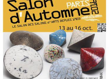 Salon d'Automne 2016 - Paris - Sculptures Céramique de Florence Lemiegre