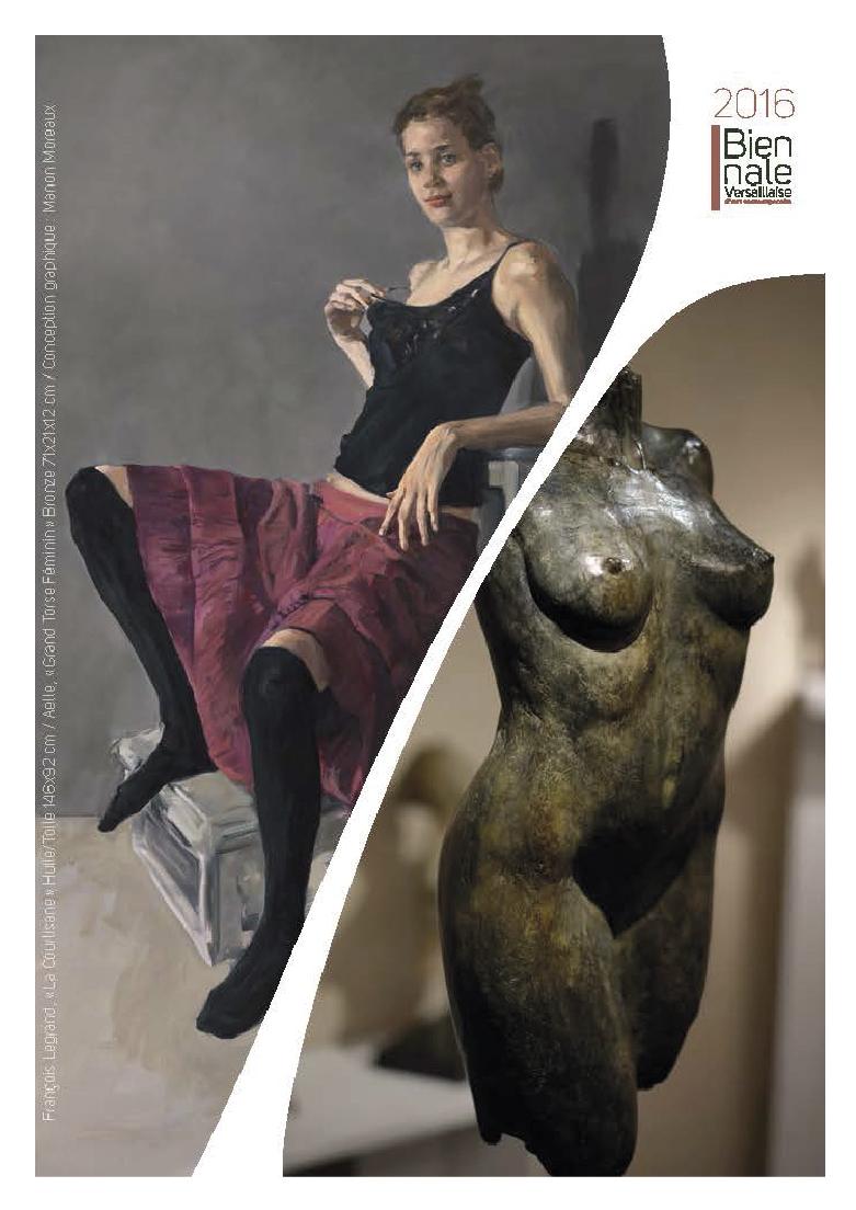 Biennale de Versailles - Sculptures Céramique de Florence Lemiegre