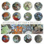 Affordable Art Fair - Galerie Isabelle Laverny - Bruxelles - Sculptures céramique de Florence Lemiegre