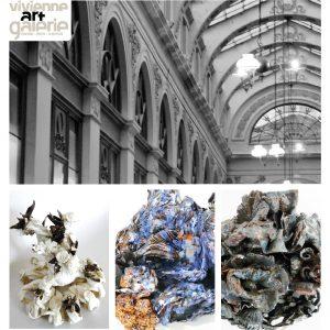 Galerie Vivienne Art - Paris - Sculptures Céramique de Florence Lemiegre