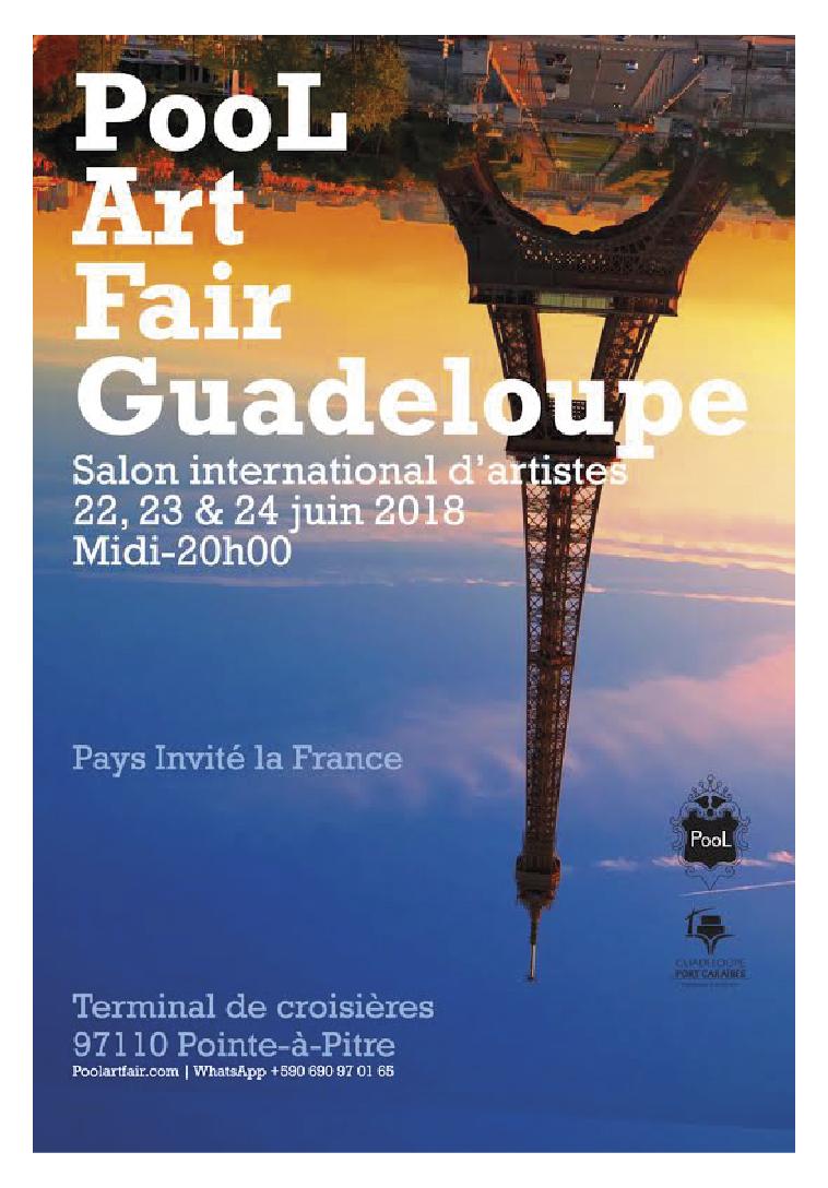 Pool Art Fair Guadeloupe - Pointe-à-Pitre - Sculptures Céramique de Florence Lemiegre