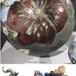 Galerie Etienne de Causans - Paris - France - Sculptures céramique de Florence Lemiegre
