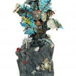 À TABLE SOUS L'HORTUS-Sculpture céramique-Florence lemiegre