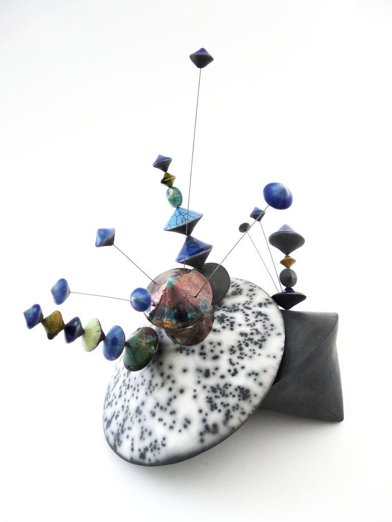 CULBUTOS SERENDIPITY- MYSTERY BLOOM - 2020 - Œuvre de Florence Lemiegre - Sculptrice Céramiste