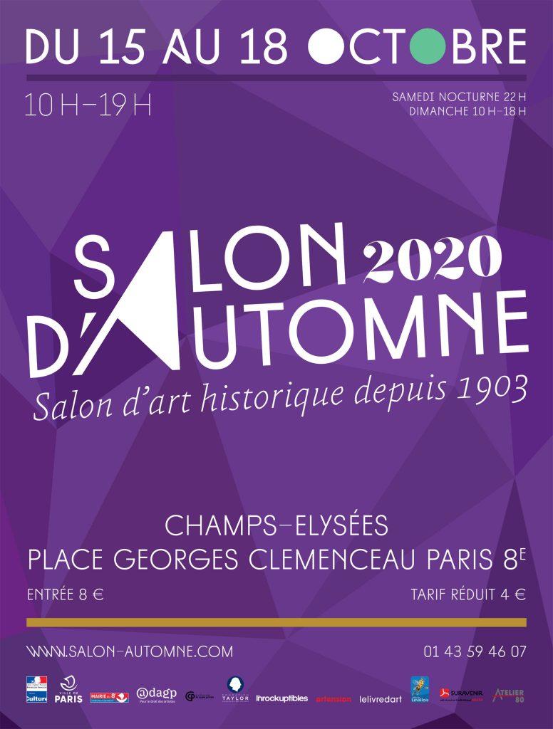 SALON D'AUTOMNE DE PARIS 117e EDITION - Culbutos Serendipity - Œuvre de Florence Lemiegre - Artiste Sculptrice céramiste