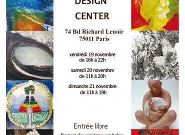EXPOSITION PASSERELLE DE L'ART 2021 - ASSOCIATION OMBRE ET LUMIÈRE - FLORENCE LEMIEGRE SCULPTRICE CÉRAMISTE
